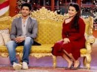 Comedy Nights with Kapil: Vidya, Farhan turn 'baraatis' for Bua's wedding