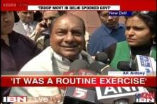 After ex-DGMO, Antony says Army units' movement a routine drill