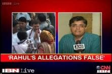 Rahul's allegations are false, he should do his homework, says BJD