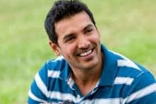 John Abraham meets differently-abled children at MBCN School