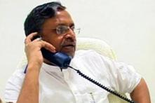 Nitish Kumar is heading a minority government in the state: Sushil Modi