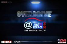 Overdrive: Get all the action from Auto Expo 2014