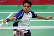 HS Prannoy stuns Parupalli Kashyap in German Open badminton