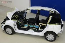 Peugeot's air-powered hybrid car could reduce fuel bills by 80%