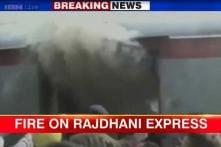 Fire in Howrah-New Delhi Rajdhani Express, no injuries
