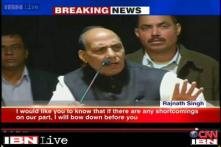 Rajnath tries to bury ghosts of 2002, Cong says Modi must apologise