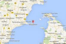 Sri Lankan naval arrests 29 TN fishermen