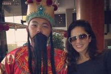 Snapshot: Sunny Leone tweets a photo taken in Kuala Lumpur