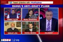 Can Rahul Gandhi's anti-corruption plank carry credibility?