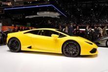 Unveiled: Lamborghini Huracan LP 610-4