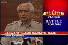 A Billion Votes: Has BJP betrayed Jaswant Singh?