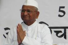Anna backs Gen VK Singh's decision to join BJP, endorses Kiran Bedi