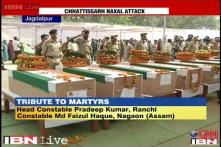 Chhattishargh Naxal attack: The CRPF personnel who lost their lives