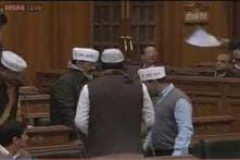 Delhi Assembly not dissolved in public interest: Centre to SC