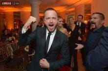 My wife and I communicate; we don't argue, says 'Breaking Bad' star Aaron Paul