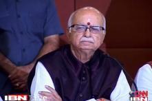 LK Advani embarrasses BJP again