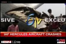 IAF C-130J crash: 2 Wing Commanders, 2 Squadron Leaders among dead