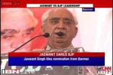 Jaswant Singh and some other high profile 'sidelining' in 2014 LS polls