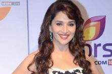 Gorgeous at 46! Madhuri Dixit stuns in a figure hugging skirt and peplum top
