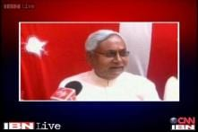 I am better qualified than those in the PM race, says Nitish Kumar