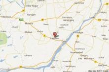 Sasaram: Two killed, five injured in truck collision