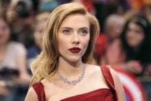 Pregnant and glowing! Scarlett Johansson stuns all at the premiere of 'Captain America'