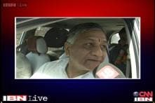 Joined BJP because it is the only nationalist party: General VK Singh
