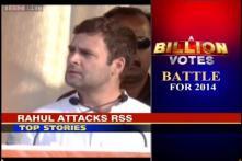 A Billion Votes: Rahul Gandhi rakes up Godse to slam BJP's ideology