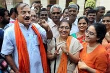 In pics: Leaders cast their votes in the fifth phase of Lok Sabha elections