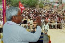In pics: Leaders campaigning for Lok Sabha polls