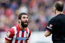 Atletico playmaker Arda Turan fit to face Chelsea in Champions League