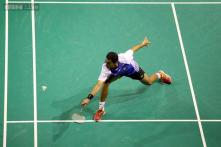 Shuttler Arvind Bhat advances to New Zealand Open semis