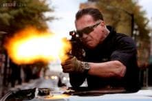 66-year-old actor Arnold Schwarzenegger spends 2 hours a day in the gym; performs his own stunts