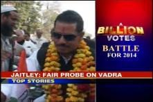 A Billion Votes: Will the strategy of targeting Robert Vadra help BJP?