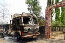 In pics: Attacks during third phase of Lok Sabha polls