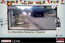 CJ Manisha: In Gujarat, roads get a facelift just in time for elections