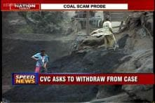 CVC pleads SC to allow him to withdraw from coal scam cases