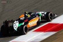 Force India's Perez to start 5th, Hulkenburg 12th in Bahrain