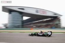 Force India remain in top-3 with double points finish in Shanghai