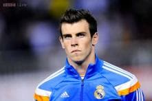 Real's Bale a doubt for Bayern game with illness: reports