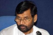 Goons force Paswan's namesake to file nomination to confuse voters