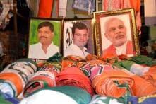 Lucknow: Rajnath faces a tough battle, hopes to ride on Modi wave