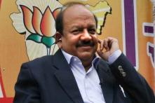 Harsh Vardhan accuses Sibal of waiving off Ambani's penalty