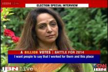 Things will change for good and it will be due to Modi: Hema Malini