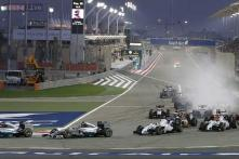 In pics: Bahrain Grand Prix 2014