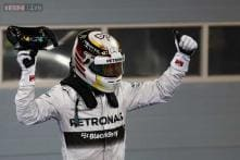 Chinese Grand Prix: Hamilton again on pole, Vettel to start third