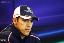 Engine problem makes a mockery of Pastor Maldonado penalty