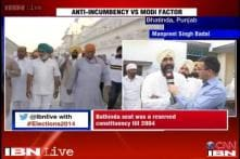 People angry with SAD government: Manpreet Singh Badal