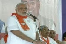 Guj Cong minority chief calls Modi a 'rogue'