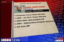MPs Rating: Sushil Kumar Shinde scores a very low 4.9 out of 10